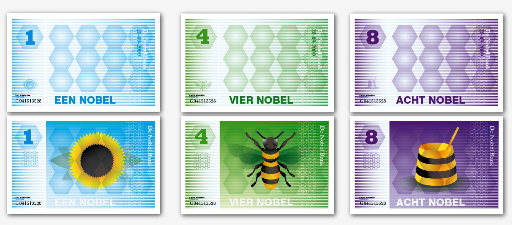 Nobel geld