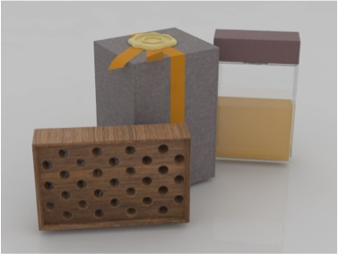 bijenpakket