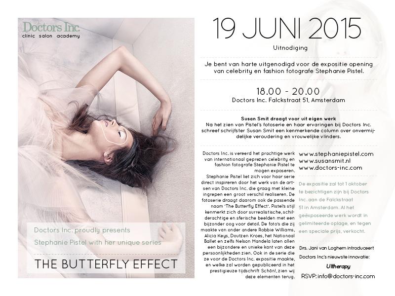 Stephanie Pistel invitation 19 June Doctors Inc Amsterdam web